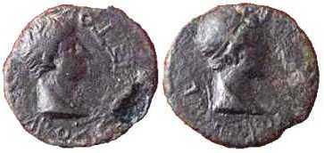 705 Rhoemetalces I Rex Thraciae AE