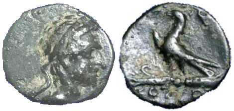 2624 Sadalas Rex Thraciae AE