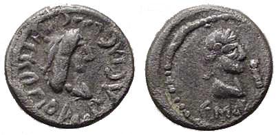 1052 Rhescuporis IV Regnum Bosporanum BL