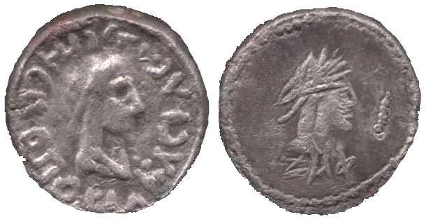 2402 Rhescuporis IV Regnum Bosporanum BL